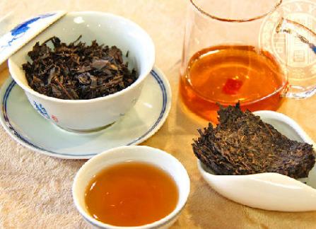 关于黑茶的茶色,你了解多少?图片
