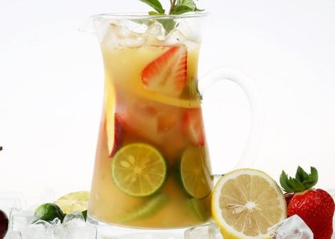 教你自制水果茶!图片