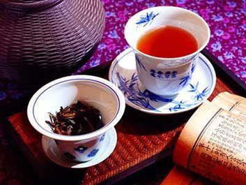 宁红茶道图片