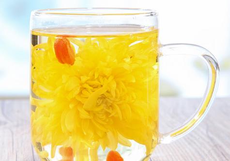 菊花茶怀孕能喝吗?
