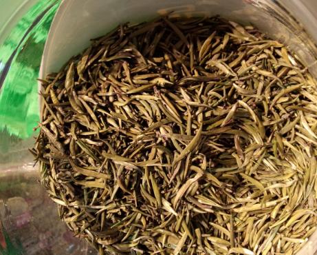 浅谈黄茶的制作!