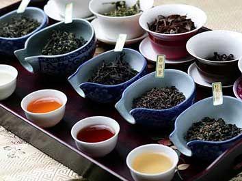 茶叶分类图片