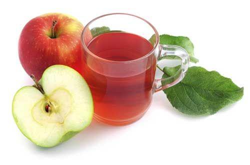 苹果茶图片