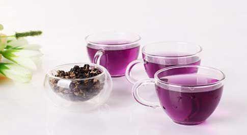 黑枸杞茶的功效与作用图片