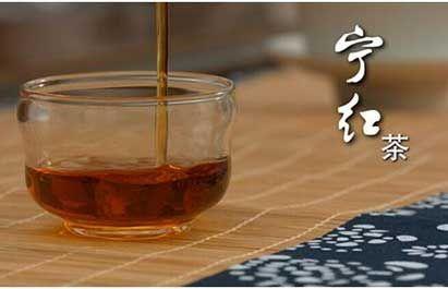 宁红茶的历史