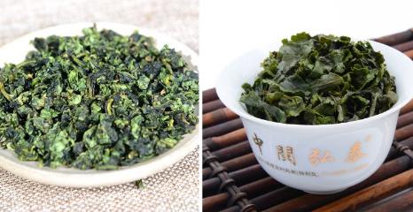 乌龙茶和铁观音的区别是什么?图片