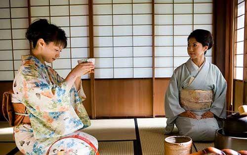 京都茶道体验图片