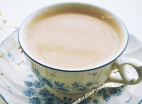 普洱奶茶制作方法!图片