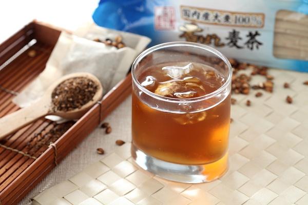 麦茶、黑豆茶减肥法,极速烧脂去水肿,1个月瘦8kg!图片