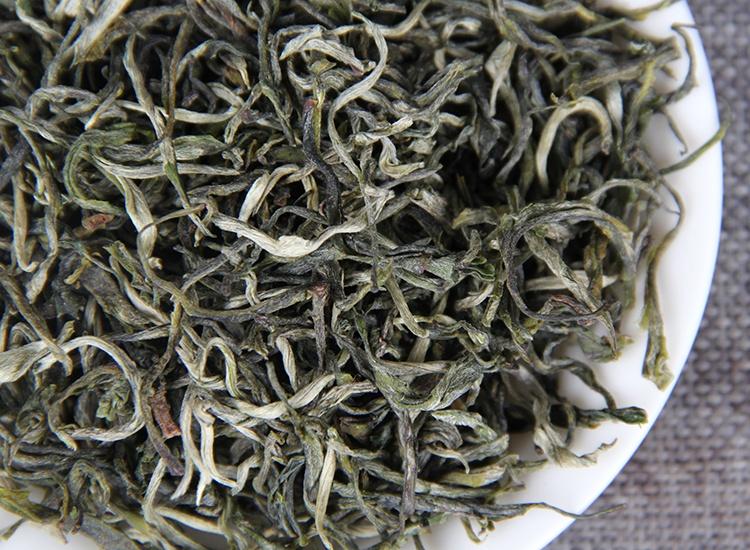 普洱毛茶是绿茶吗?图片
