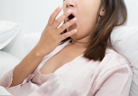 43岁大姐患胃癌,源于幽门螺旋杆菌,中医:早该喝百结叶桂花茶图片