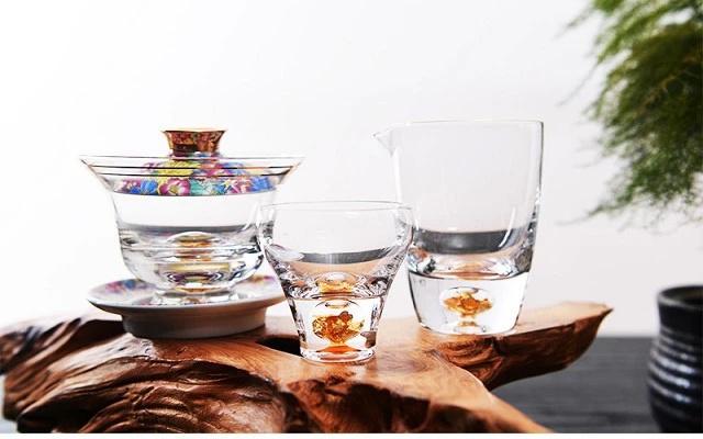 3种不同玻璃茶具材质的针锋相对,谁胜谁负,一目了然图片