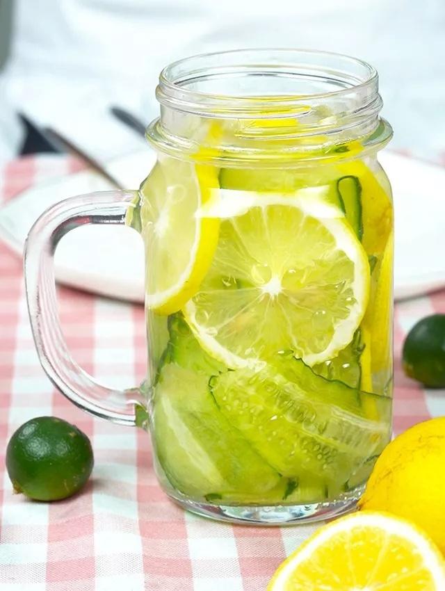 4款瘦身养颜水果茶,让你从此爱上喝水!图片