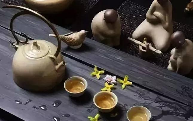 30种茶的功效,记住之后你就是专家啦!图片