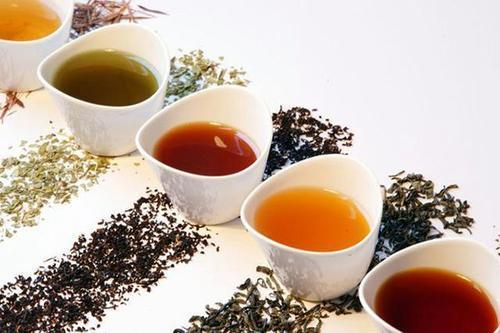 茶叶外形种类多,这三十三种你喝过吗?图片