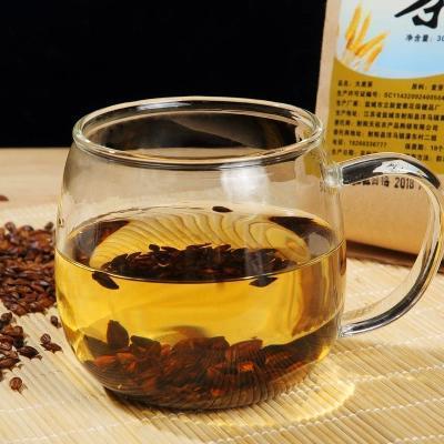 促消化刮油的大麦茶图片