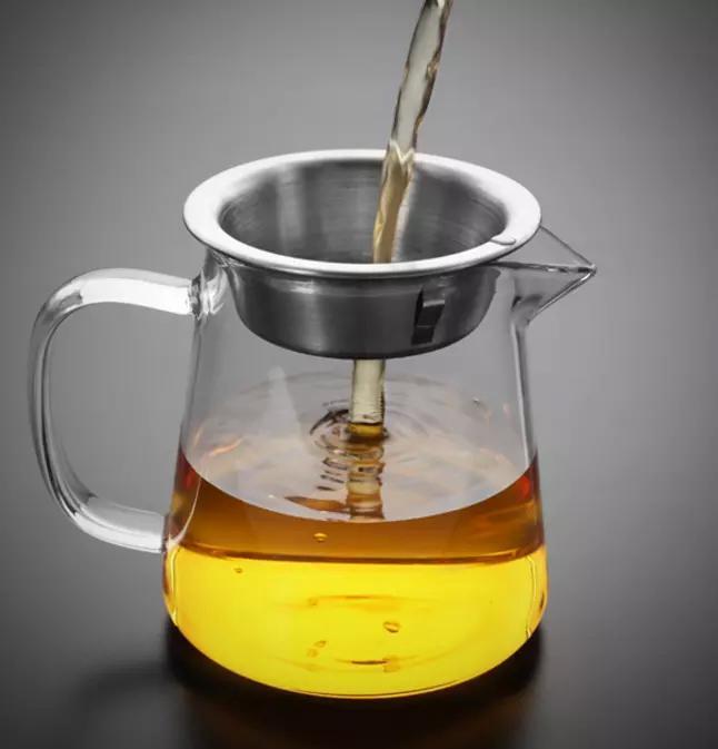 优雅的茶漏,尽情品鉴家居茶道文化图片