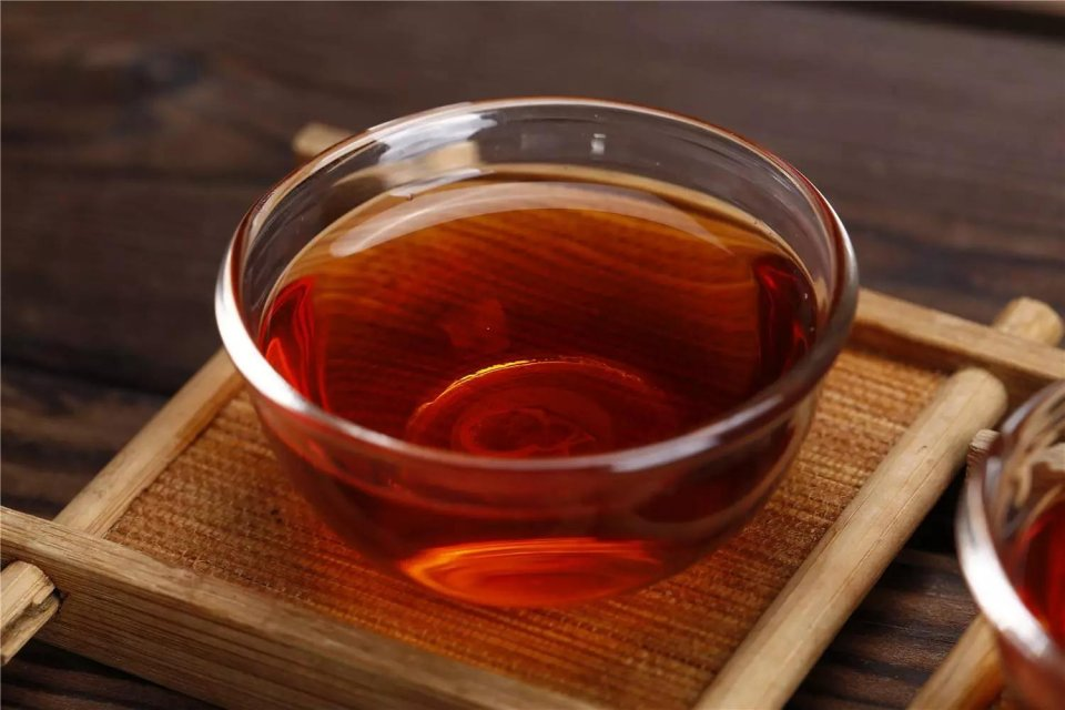 不是谁喝了安化黑茶都能减肥图片