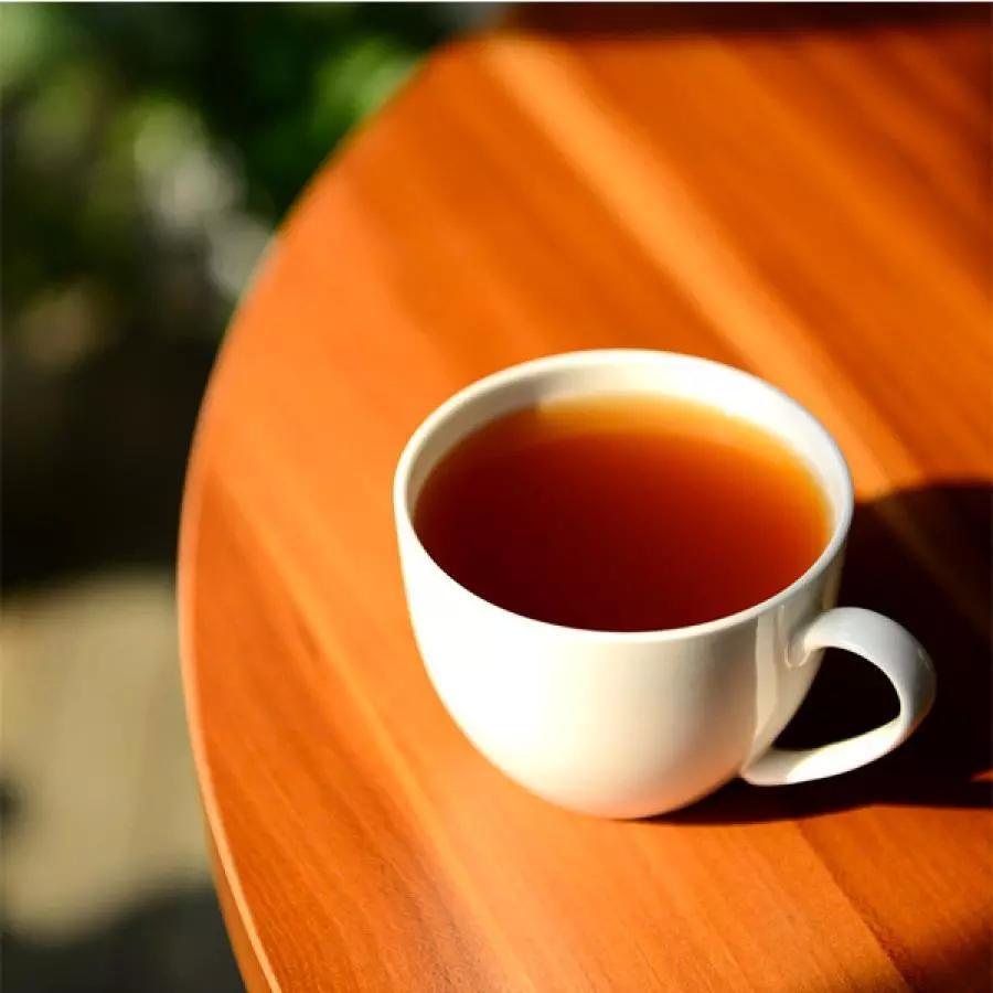 夏天喝茶,补充流失的水分与养分!图片