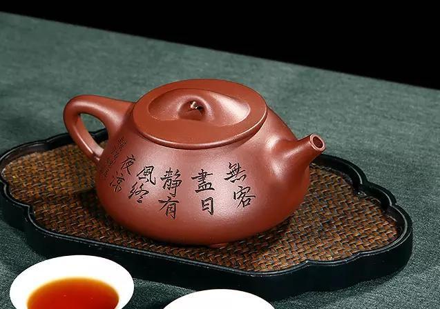 手工原矿紫砂壶,茶艺师都在用图片