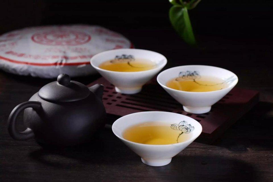 """普洱茶工艺中出现的""""渥黄""""是什么?"""