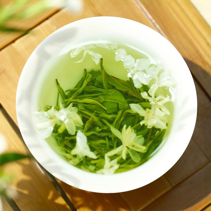 春天你该了解的一种花茶,叫茉莉花茶