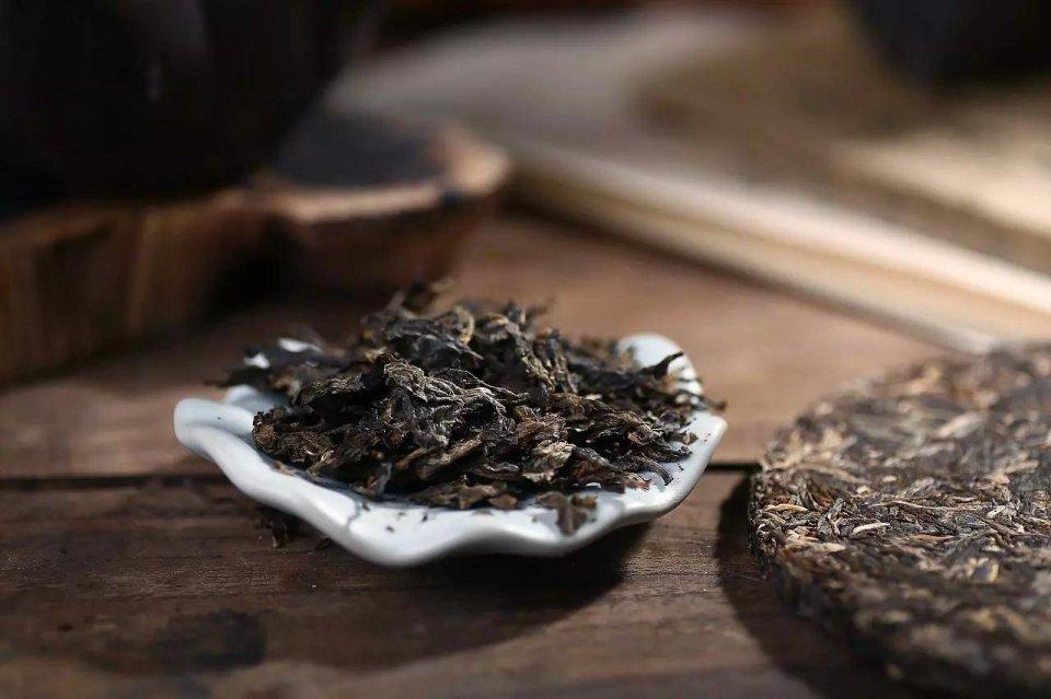 普洱茶工艺的变革起点图片