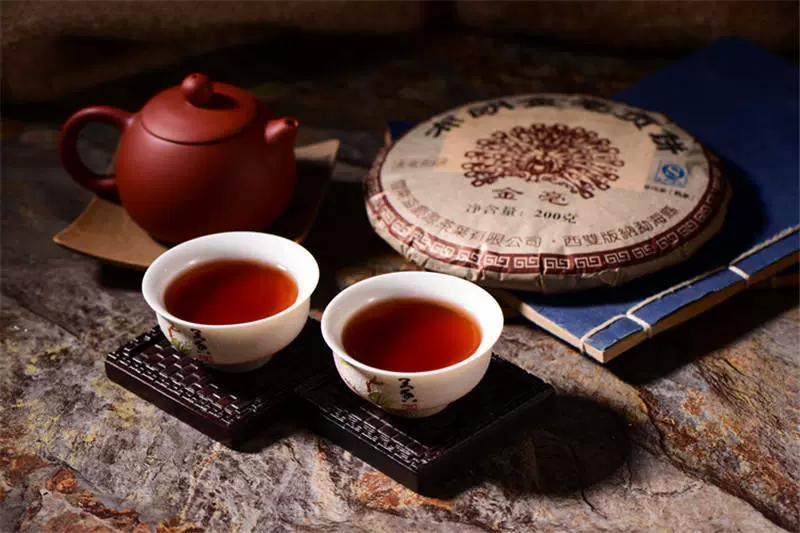 """普洱茶还有""""陈色""""?""""陈色""""是什么?图片"""