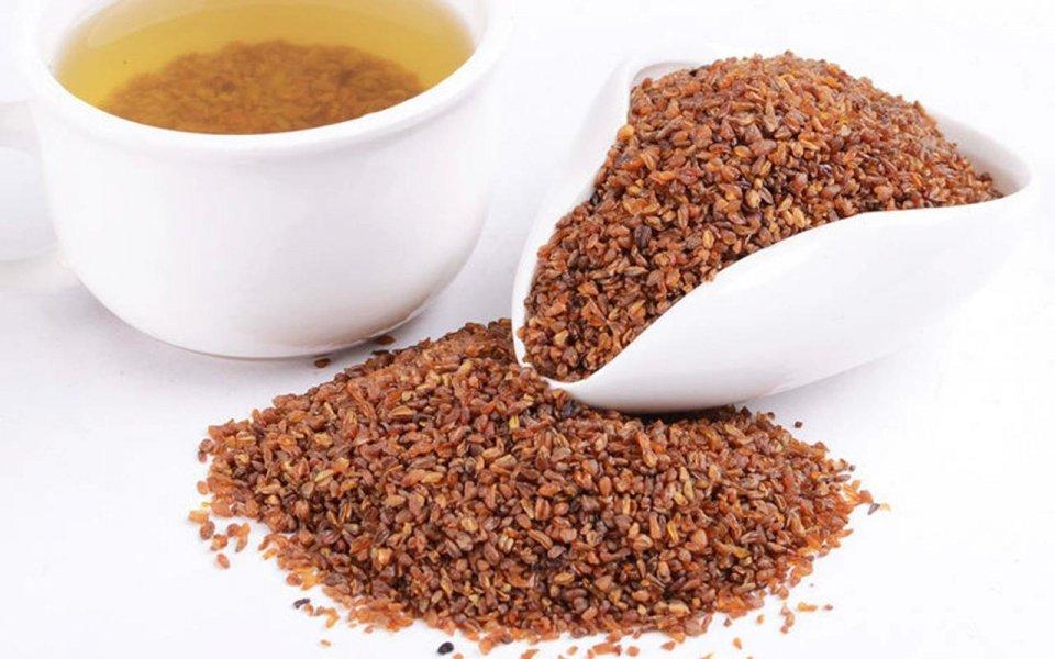 健康养生就喝螺髻山黑苦荞茶!