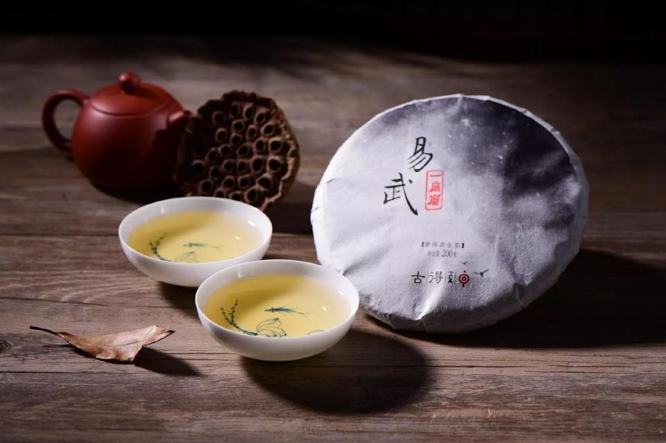 """普洱茶是""""绿茶""""?图片"""