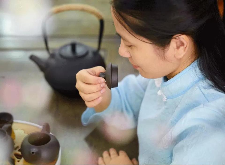 最适合女人喝的几款茶,越喝越美丽图片