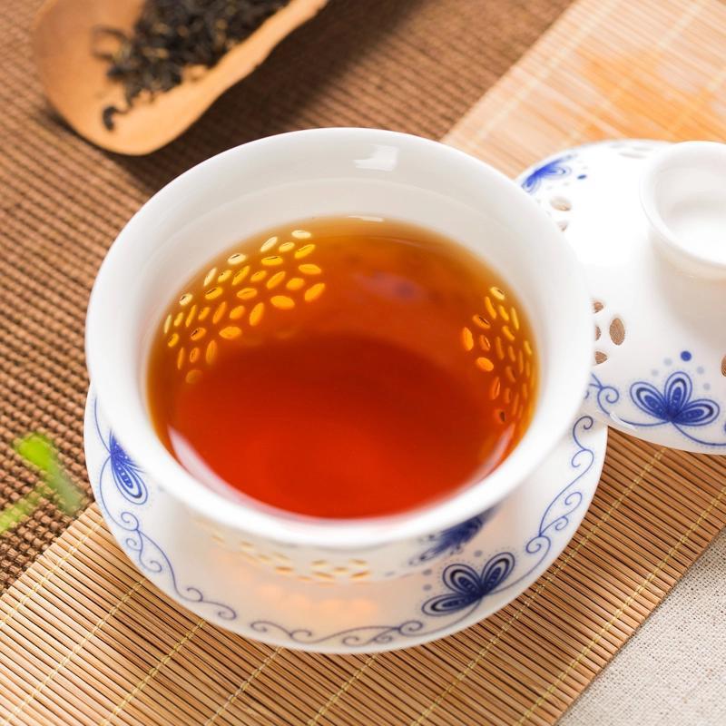 祁红滇红川红英红闽红,中国五大红茶!
