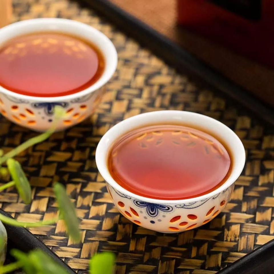 祁门红茶和大红袍的区别图片