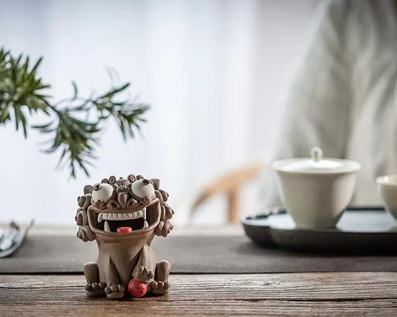 活灵活现的创意茶宠,品茶更趣味图片
