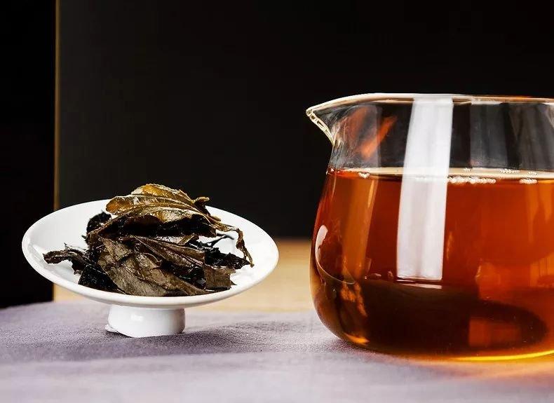 黑茶的营养成分和营养价值图片