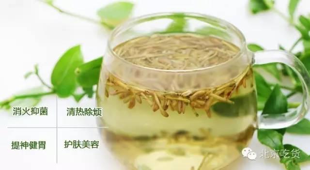 花容月貌喝出来,花茶应该这么喝,你喝对了吗图片