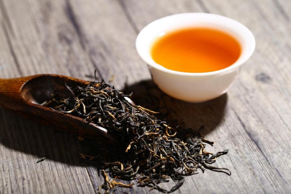 醇厚红茶风味,地道中国特色图片