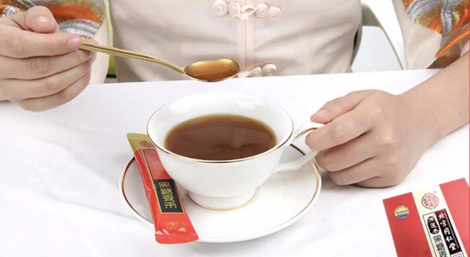 补血益气红糖姜茶,能够促进新陈代谢