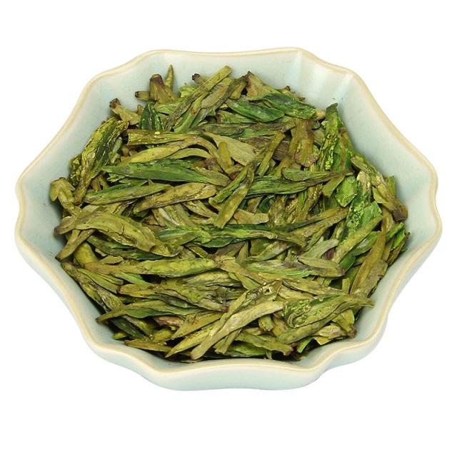 龙井茶是什么味道?标准答案在这!图片
