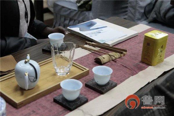 一带一路中国传统文化及茶文化讲座